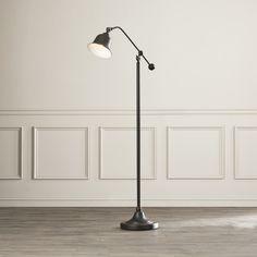 Found it at Wayfair - Logan Floor Lamp Desk Lamp, Table Lamp, Floor Lamp, New Homes, Logan, Living Room, Lighting, House, Decorating Ideas