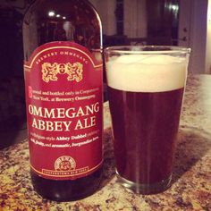 Brewery Ommegang Abbey Ale - This Dubbel is 8.5% abv