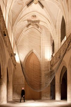 Kinetic Sound Installation by David Letellier | Yellowtrace