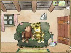 Perfect Tiger u B r by Janosch