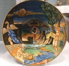 Urbino 1532 (Xanto) - Metropolitan Museum NY