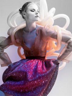 Magdalena Frackowiak by Solve Sundsbo http://www.fashion.net/