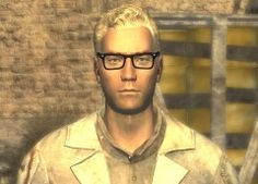 Fallout New Vegas - Arcade Gannon