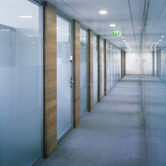 Versetzbare Glastrennwand Loft | RDL GmbH