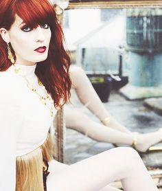 """""""I start spinning, slipping out of time. Was that the wrong pill to take?"""" ~Florence + The Machine"""