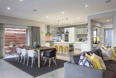 Union3 Interior Design | Simbithi Eco Estate  Open Plan Dining Room & Kitchen