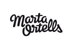 Marta Ortells lettering / Baptiste Pons