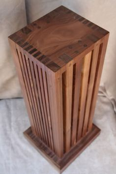 wood speaker stands - Google Search