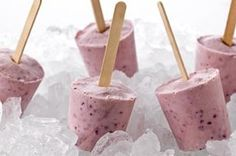 Banana-Berry Yogurt Pops recipe - Enter the COOL WHIP Pin & Win Sweepstakes! Get started by pinning your favorite COOL WHIP recipe and you could win the $500 Grand Prize!  Visit www.kraftrecipes.com/CoolWhipSweepstakes for complete details. #DollopDays #PinandWin