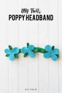 Image result for Trolls Poppy Flowers