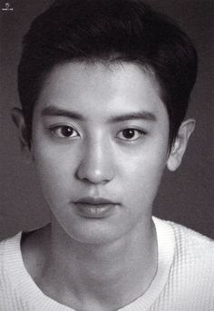 Chanyeol - 160419 30 Portraits Eye Contact Photo Exhibition  - [SCAN][HQ]  Credit: Here I Am.