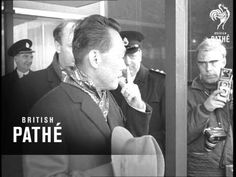 The late Lee Kuan Yew arrives at London Airport for diplomatic talks, 1968: https://youtu.be/UeMV0L7-u9E