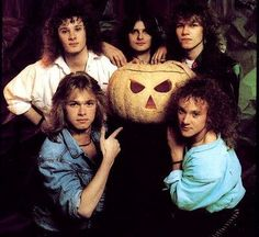 Helloween | Helloween with Michael Kiske on vocals and Kai Hansen on guitars. The good old days.