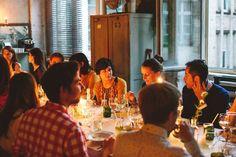 KRAUTKOPF Loft Dinner • KRAUTKOPF
