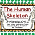 This is a complete unit- everything you need to teach the human skeletal system!  Contains 3 close read activities, 2 vocabulary foldables, 2 writi...