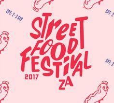 street food festival Food Graphic Design, Food Logo Design, Food Truck Design, Pop Design, Logo Food, Branding Design, Food Branding, Event Branding, Dessert Logo