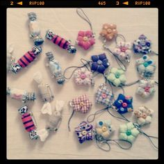 Habbatussauda charms/pins