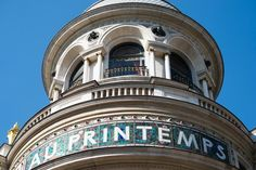 Printemps: more than just shopping by Fotopedia Editorial Team