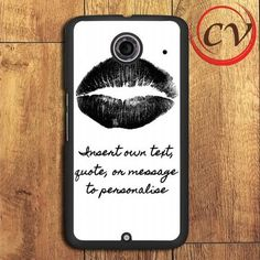 Marilyn Monroe Lips Nexus 5,Nexus 6,Nexus 7 Case