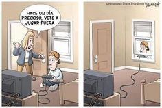Gamers Humor | Dinamita Works