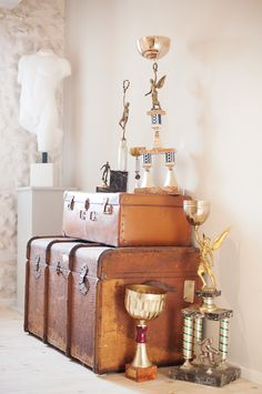 how to use old trunks in a new way