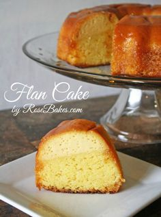 Happy Mother's Day: Mom's Flan Cake Recipe #flan #cake #recipe