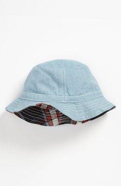 Nordstrom Baby Woven Bucket Hat (Infant)  b69ca183080