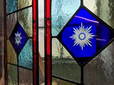 Stained glass windows   Light Leaded Designs   Rossendale Victorian Stained Glass Panels, Modern Stained Glass, Stained Glass Door, Making Stained Glass, Selling Crafts Online, Craft Online, Window Maker, Acrylic Art, Glass Design