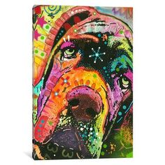 Varick Gallery Siclen by Dean Russo Graphic Art on Wrapped Canvas Size:
