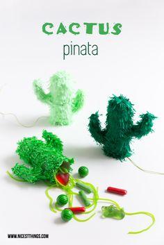 Mexikanische Party mit Tortilla-Rezept, Dekoideen und Pinata-DIY