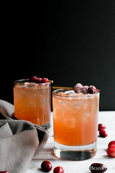 The Big Sister Cocktail | Community Post: 23 Holiday Cocktails Guaranteed To Get You Merry And Bright