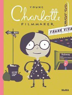 NEW Young Charlotte, Filmmaker by Viva, Frank. Hardcover