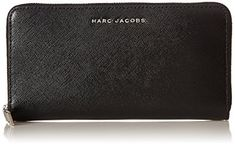 Marc Jacobs Saffiano Tricolor Slgs Standard Continental Wallet Wallet Review