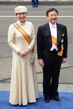 Crown Princess Masako of Japan, April 30, 2013   The Royal Hats Blog