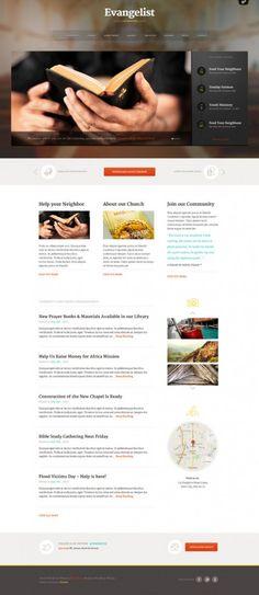 Evangelist Theme Review - ThemeFuse
