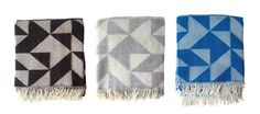 Geometric blankets