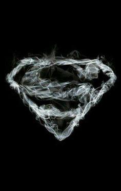 Superman Logo Smoke T-Shirt Mundo Superman, Superman Tattoos, Superman Artwork, Superman Symbol, Superman Wallpaper, Supergirl Superman, Batman Vs Superman, Superman Stuff, Superman Logo Art