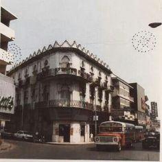 Calle J Avenida Central