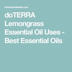 Here you can learn about doTERRA lemongrass essential oil uses. I explain all about lemongrass and all the ways you can use it and how to use it. Lemongrass Essential Oil Uses, Doterra Lemongrass, Best Essential Oils, Lemon Grass, Essentials, Lemon Balm