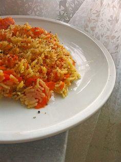 Reis mit Möhren, ein sehr leckeres Rezept aus der Kategorie Kinder. Bewertungen: 37. Durchschnitt: Ø 4,0.