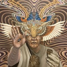 398 curtidas, 8 comentários - Lea T (@leat) no Instagram What Is Spirituality, Psychedelic Drawings, Spiritual Paintings, Magic Day, Acid Art, Esoteric Art, Bizarre Art, Art Costume, Visionary Art