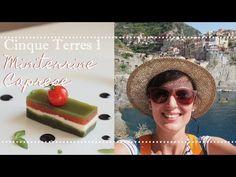 Cinque Terres + MINITERRINE CAPRESE | Especial Itália