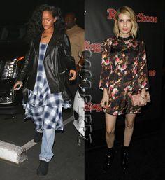 Worst Dressed Celebs Of The Week! http://perezhilton.com/cocoperez/2015-02-07-rihanna-emma-roberts-worst-dressed-celebrities-photos-gallery-1-07-15