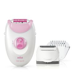 Keep your skin silky and neat with the Braun Silk-épil 3 Epilator. Using Smartlight technology to reveal missed hairs, results in long-lasting smoothness with its powerful tweezer massage system that retrieves the gently stimulated hair. Braun Silk Epil 3, Braun Epilator, Best Epilator, White Raspberry, Best Hair Removal Products, Lip Tips, Massage Roller, Moisturize Hair, Soft Lips
