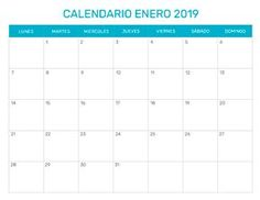 Diseño del mes de Enero año 2019 para imprimir Jpg, Back To School, Periodic Table, Diagram, Learning, Mayo, Friendship, Scrap, Bullet Journal