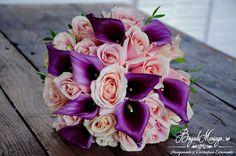 Buchet de Mireasă by Bogadi Mariage Vatra Dornei - Suceava - Câmpulung - Gura Humorului Floral Wreath, Wreaths, Rose, Plants, Decor, Floral Crown, Pink, Decoration, Door Wreaths