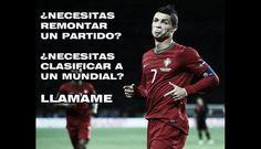 Destacan gran actuación de Cristiano Ronaldo con memes. #Peru21