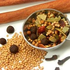 """Homemade Pickling Spice 