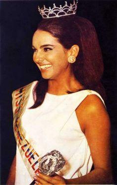 Miss Venezuela 1967 - Mariela Perez