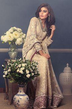 Shalwar Kameez / Salwar Kameez online shop UK   Threads & Motifs Bridals available to order from www.zardozishop.co.uk #bridals #shalwarkameez #salwarkameez #wedding #threadsandmotifs #pakistanifashion